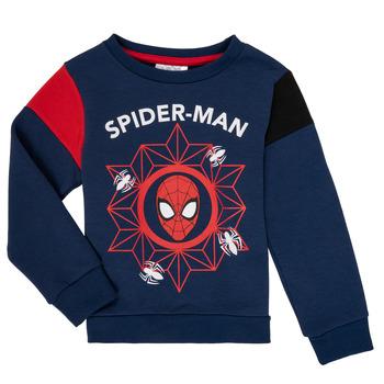 textil Niño sudaderas TEAM HEROES SPIDERMAN SWEAT Marino
