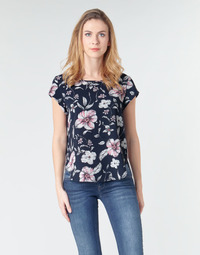 textil Mujer Tops / Blusas Only ONLVIC Marino