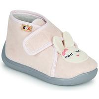 Zapatos Niña Pantuflas GBB HELORIE Rosa