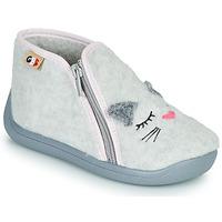 Zapatos Niña Pantuflas GBB CORI Gris