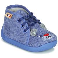 Zapatos Niño Pantuflas GBB KYLAE Azul