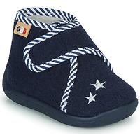 Zapatos Niño Pantuflas GBB KEELIO Azul