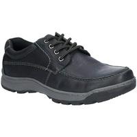 Zapatos Hombre Derbie Hush puppies  Negro