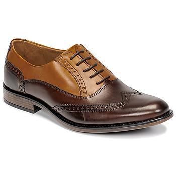 Zapatos Hombre Richelieu André BIBRIDGE Marrón