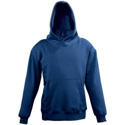 textil Niños sudaderas Sols SLAM KIDS SPORT Azul
