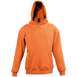 textil Niños sudaderas Sols SLAM KIDS SPORT Naranja