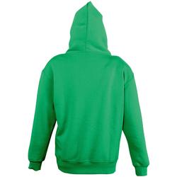 textil Niños sudaderas Sols SLAM KIDS SPORT Verde