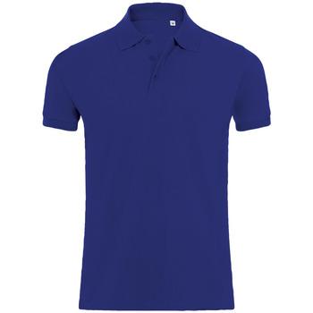 textil Hombre Polos manga corta Sols PHOENIX MEN SPORT Azul