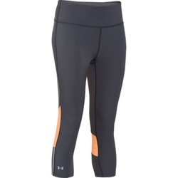 textil Mujer Pantalones cortos Under Armour Stretch Capri Negro