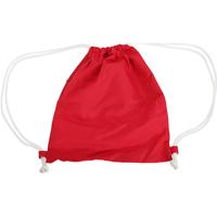 Bolsos Niños Mochila de deporte Bagbase BG110 Rojo