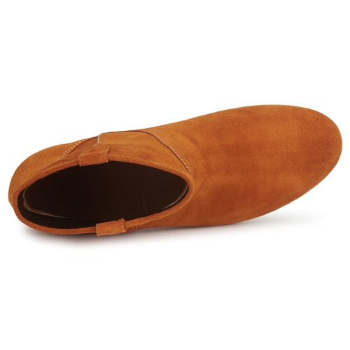 Botas Vic Zapatos Caña Mui De Baja Rojizo Mujer 5RL3Ajq4