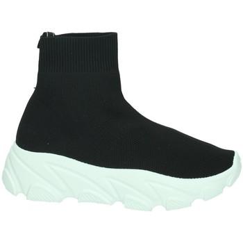 Zapatos Mujer Zapatillas altas Ciaodea Deportivo plataforma Negro