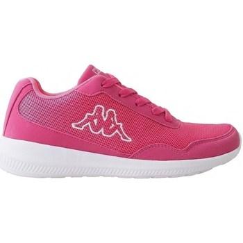Zapatos Mujer Zapatillas bajas Kappa Follow Rosa