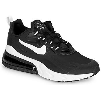 Zapatos Hombre Zapatillas bajas Nike AIR MAX 270 REACT Negro / Blanco