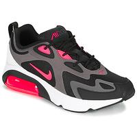 Zapatos Hombre Zapatillas bajas Nike AIR MAX 200 Negro / Rosa