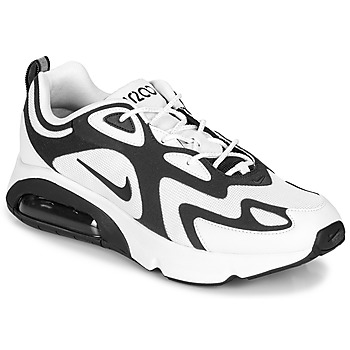 Zapatos Hombre Zapatillas bajas Nike AIR MAX 200 Blanco / Negro