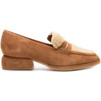 Zapatos Mujer Mocasín Castaner Normandia Marrón