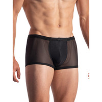 Ropa interior Hombre Boxer Olaf Benz Shorty RED1972 Pearl Black