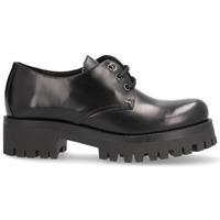 Zapatos Mujer Derbie Alpe EDÉN Negro