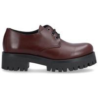 Zapatos Mujer Derbie Alpe EDÉN Burdeos