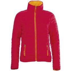 textil Mujer plumas Sols RIDE WINTER WOMEN Rojo