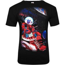 textil Camisetas manga corta Deadpool  Negro