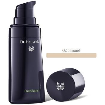 Belleza Mujer Base de maquillaje Dr. Hauschka Foundation 02-almond   30 ml