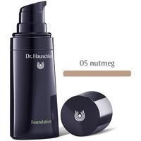 Belleza Mujer Base de maquillaje Dr. Hauschka Foundation 05-nutmeg   30 ml