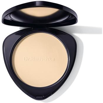 Belleza Mujer Colorete & polvos Dr. Hauschka Compact Powder 01-macadamia   8 g