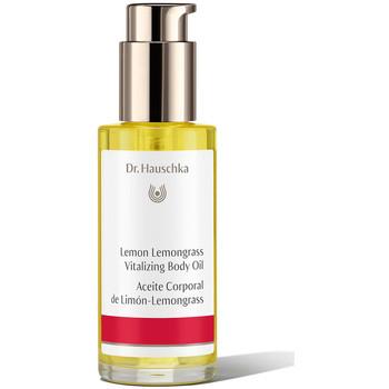 Belleza Mujer Hidratantes & nutritivos Dr. Hauschka Lemon Lemongrass Vitalizing Body Oil  75 ml