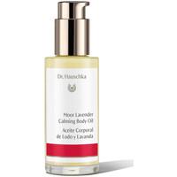 Belleza Mujer Hidratantes & nutritivos Dr. Hauschka Moor Lavender Calming Body Oil  75 ml