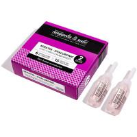 Belleza Champú Nuggela & Sulé Hialuronico Keratina 2 Ampollas X 10 Ml 2 x 10 ml
