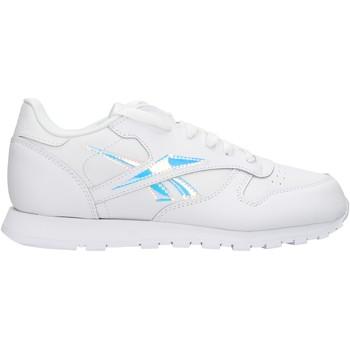 Zapatos Niño Zapatillas bajas Reebok Sport - Classic lth bianco EF3005 BIANCO