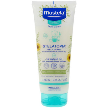 Belleza Productos baño Mustela Stelatopia Gel Lavant  200 ml