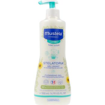 Belleza Productos baño Mustela Stelatopia Gel Lavant  500 ml