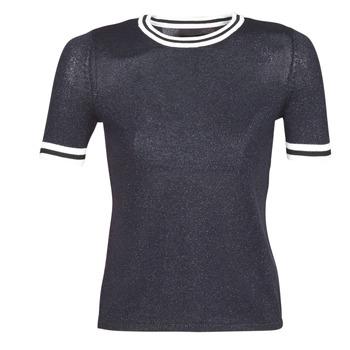 textil Mujer jerséis Only ONLKAMILLA Marino