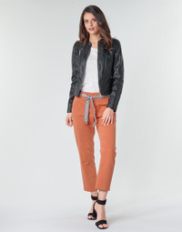textil Mujer pantalones chinos Vero Moda VMSVEA Ladrillo
