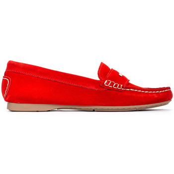 Zapatos Mujer Mocasín Martinelli LEYRE 1413 RED