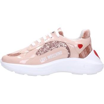 Zapatos Mujer Zapatillas bajas Love Moschino JA15296G18 Multicolore