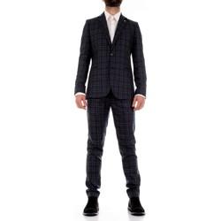 textil Hombre Trajes Mulish CBR-AB7200Q azul
