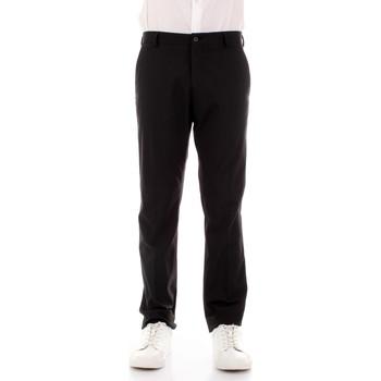 textil Hombre Pantalón de traje Selected 16051390 negro