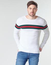 textil Hombre Jerséis Casual Attitude MIRANDA Blanco