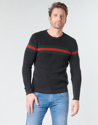 textil Hombre Jerséis Yurban BAOLI Negro