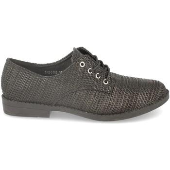 Zapatos Mujer Derbie Buonarotti 1AS-0166 Negro