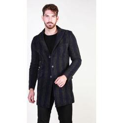 textil Hombre Abrigos Made In Italia - amerigo Azul