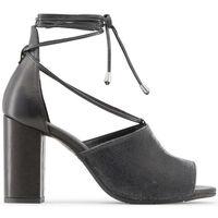 Zapatos Mujer Sandalias Made In Italia - amalia Negro
