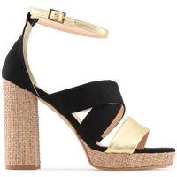 Zapatos Mujer Sandalias Made In Italia - ofelia Negro
