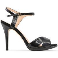 Zapatos Mujer Sandalias Made In Italia - perla Negro