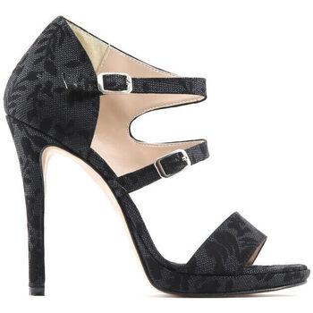 Zapatos Mujer Sandalias Made In Italia - iride Negro