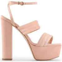 Zapatos Mujer Sandalias Made In Italia - fedora Rosa
